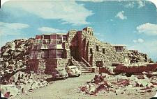 Buy Mount Evans Crest House Denver Mountain Peaks Colorado Vintage Postcard