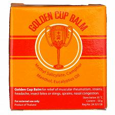 Buy Golden Cup Balm from Thailand 50 grams