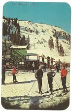 Buy Skiing Skiers Berthoud Pass Chair Lift Colorado Postcard