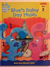 Buy BLUE'S CLUES Blue's Rainy Day Music Book 2 of Discovery Series Hard Cover 2000