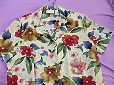 Buy Alfred Dunner Womens Short Sleeve Polyester Blouse Size 14 NWOT