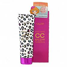 Buy Cathy Doll Speed White CC Body Cream SPF30 PA+++ Natural Beige 128ml