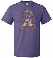 Buy The Vampire's Killer Unisex T-Shirt Pop Culture Graphic Tee (2XL/Purple) Humor Funny