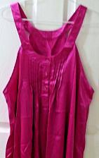 Buy Ladies Polyester Night Gown Fushia Pink Size M 12/14 NWOT