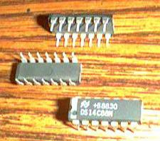 Buy Lot of 12: National Semiconductor DS14C88N