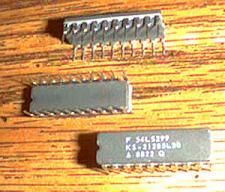 Buy Lot of 14: Fairchild 54LS299 KS-21285L30