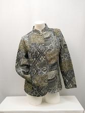 Buy Womens Milano Tapestry Jacket SIZE S Long Sleeve Career Pockets TUDOR COURT