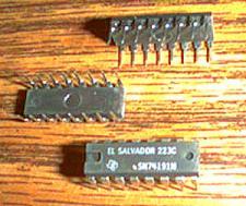 Buy Lot of 25: Texas Instruments SN74191N