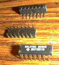Buy Lot of 25: Texas Instruments SN74S51N
