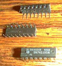Buy Lot of 20: Texas Instruments SN74S195N