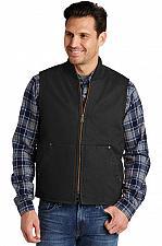 Buy CornerStone® Washed Duck Cloth Vest Work Jacket CSV40 SM - 4X