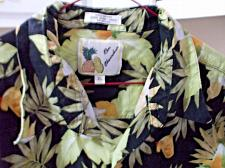 Buy Men's Ron Chereskin Hawaiian Shirt Rayon Short Sleeve Size XL EUC