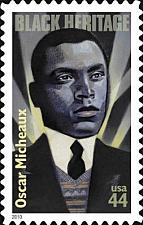 Buy 2010 44c Oscar Micheaux, Black Heritage Scott 4464 Mint F/VF NH