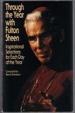 Buy Through the Year with Fulton Sheen :: 1985;; FREE Shipping