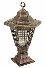 Buy :10834U - 2 In 1 Solar Bug Zapper Path Light Garden Stake Lantern