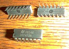 Buy Lot of 14: National Semiconductor DM7472N