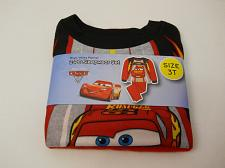Buy Toddlers Boys 2PC Flannel Pajama Set DISNEY PIXAR CARS Red Size 3T Long Sleeves
