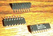 Buy Lot of 22: National Semiconductor DM8551N DM74173N