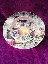 Buy decorative cheese plate by Kathleen Parr McKenna