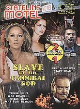 Buy 2movie DVD Stateline Motel,Slave of The Cannibal God Ursula ANDRESS Barbara BACH