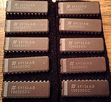 Buy Lot of 10: National Semiconductor 100355DC