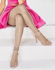 Buy 3 Pair Hanes Silk Reflections Ultra Sheer Toeless Control Top Pantyhose #0B376