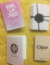 Buy Sephora's Favorite Perfume travel sample Vials Chloe Victor Rolf Tory Burch