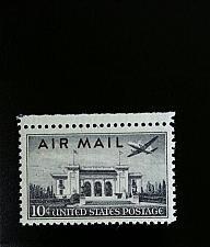 Buy 1946 10c Pan-Am Building, New York City Scott C34 Mint F/VF NH