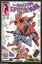 Buy AMAZING SPIDER-MAN #260 Marvel Comics DeFalco Frentz HOBGOBLIN 1st series &print