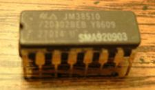 Buy National Semiconductor JM38510/20302BEB