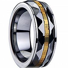 Buy coi Jewelry Tungsten Carbide Ring - TG1974(Size US13.5)
