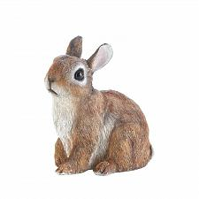 Buy *17885U - Brown Sitting Bunny Rabbit Garden Statue Yard Art