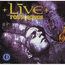 Buy Live: Four Songs By Live On Audio CD Album 4 1991 Very Good