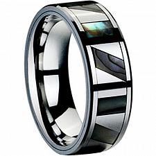 Buy coi Jewelry Tungsten Carbide Ring-TG2299(US10.5/13.5)