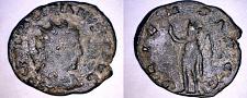 Buy 253-260AD Roman Imperial Valerian I Debased AR Antinionanus - Sol Left 2.5g