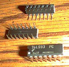 Buy Lot of 6: Fairchild 74LS93PC
