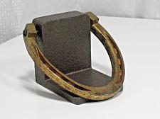 Buy Vintage Horse Shoe Paper Holder Paperweight Desk