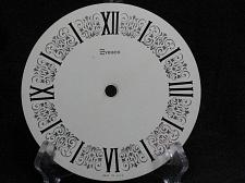 Buy Vintage Clock Face Syroco 6 inch Mantle Grandfather Wall Repair Parts USA made