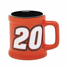 "Buy 37406U - NASCAR #20 Tony Stewart 2"" Mini Mug Ceramic Shot Glass"
