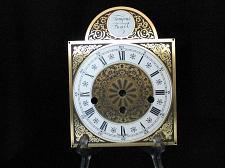 Buy Vintage Clock Face Engraved Brass Cherubs Mantle Grandfather Wall Repair Germany