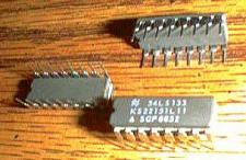 Buy Lot of 25: National Semiconductor 54LS133