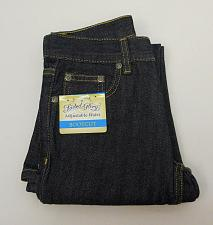 Buy Faded Glory Boys Bootcut Blue Jeans Size 8 with Adjustable Waist