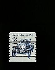 Buy 1985 12c Stanley Steamer, Coil Scott 2132a Mint F/VF NH