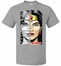 Buy Wonder Woman Youth Unisex T-Shirt Pop Culture Graphic Tee (Youth XL/Athletic Heather)