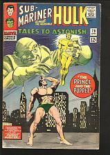 Buy Tales To Astonish #78 Hulk JACK KIRBY / EVERETT Sub-Mariner AUSTIN STAN LEE 1966