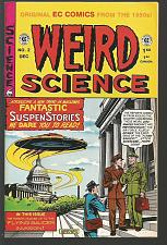 Buy WEIRD SCIENCE #2 EC Comics Russ Cochran 1950's /1992 Reprint VF-/VF HIGH GRADE