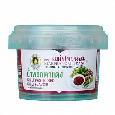 Buy Mae Pranom Thai Red Chili Paste with Dried Shrimp 90 grams