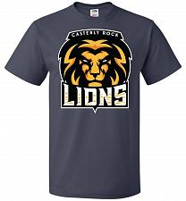 Buy Game of Thrones Inspired Casterly Rock Lions Sports Parody Adult Unisex T-Shirt Pop C