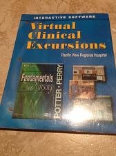 Buy virtual clinical excursions interactive software pacific view regional hospital