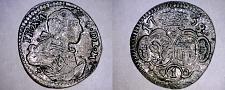 Buy 1758-T German States Montfort 1 Kreuzer World Coin
